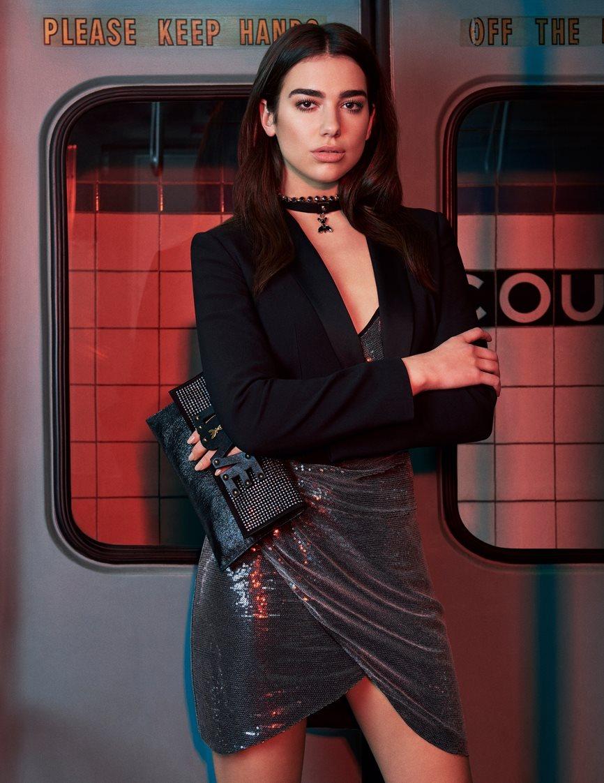 Patrizia Pepe Spring 2018 Ad Campaign
