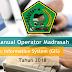 Download Panduan Pengisian Aplikasi GIS Madrasah Tahun 2018