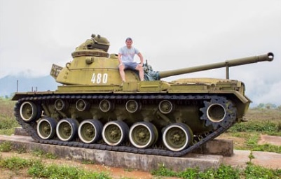 demilitarized zone - dmz vietnam