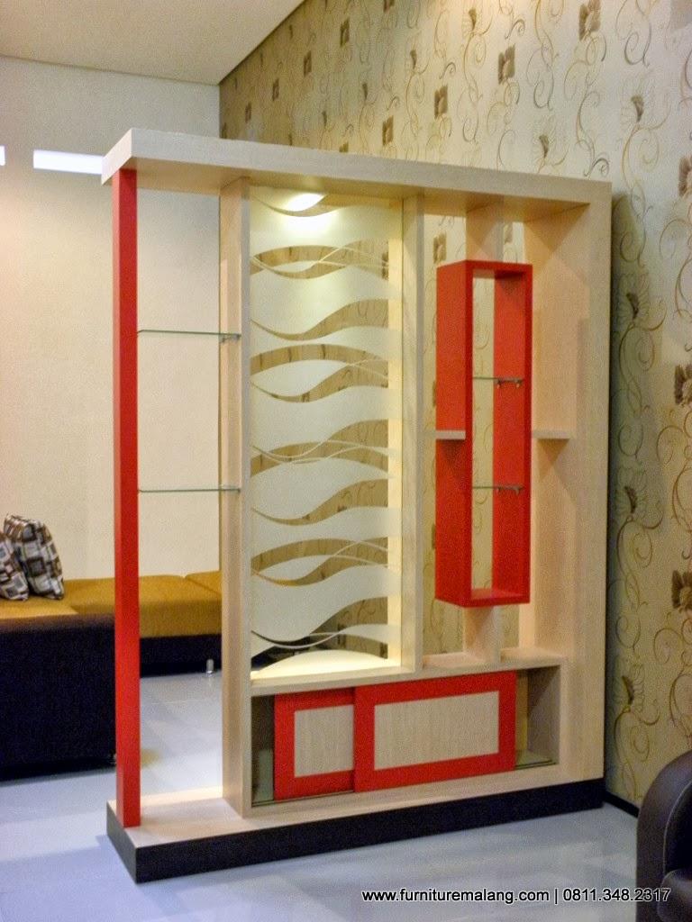 50 Desain Sekat Ruangan Minimalis (Sekat Ruang Tamu ...