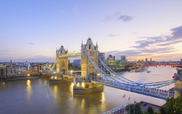 Tower Bridge London England