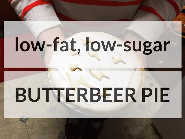 #butterbeerpie #butterbeer #recipes #harrypotter