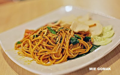 Mie Gomak Medan, Resep mie gomak, spagheti Batak, masakan medan, masakan Batak, wisata kuliner,