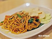 Resep Mie Gomak Medan alias Spaghetti Batak