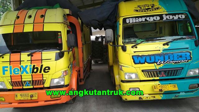 Jasa Angkutan Truk Lumajang Jakarta