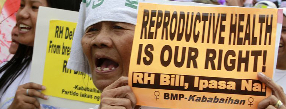 Responsible Parenthood and Reproductive Health Act of 2012
