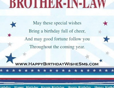 Happy Birthday  wishes quotes for father-in-law: may these special wishes bring a birthday full cheer