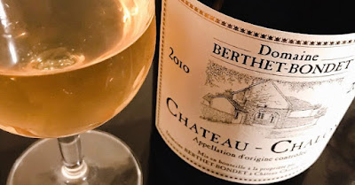 blog vin jaune Beaux-Vins dégustation oenologie