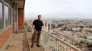 On the Nyala Hotel