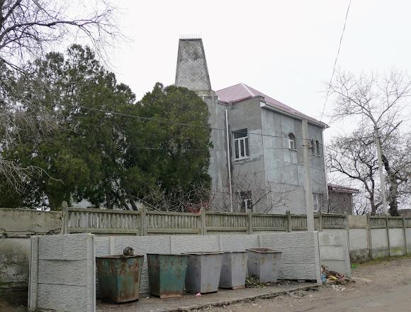Білгород-Дністровський. Особняк Гармсена. Пам'ятка архітектури. 1936 р.