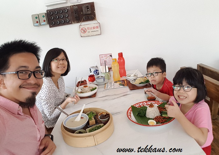 Enjoy Halal Organic Food at Ku Cha Be 古早味