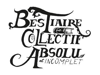 logo bestiaire collectif absolu et incomplet Le Pueblo