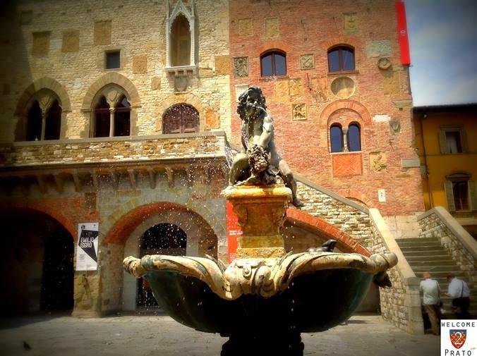 Immagine - Fontana - Bacchino - Prato