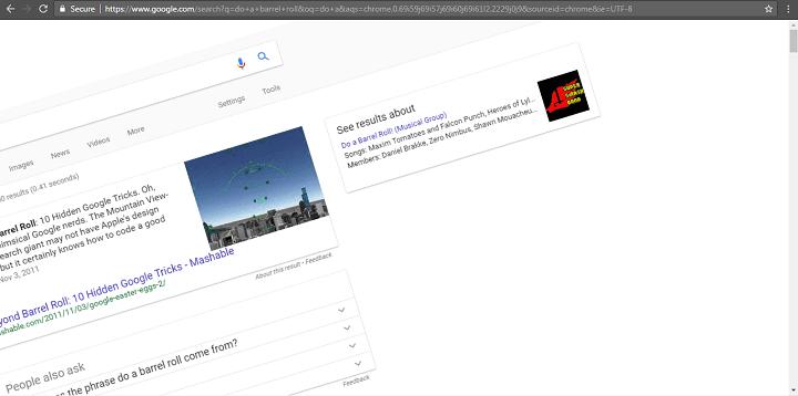 membuat tampilan google berputar