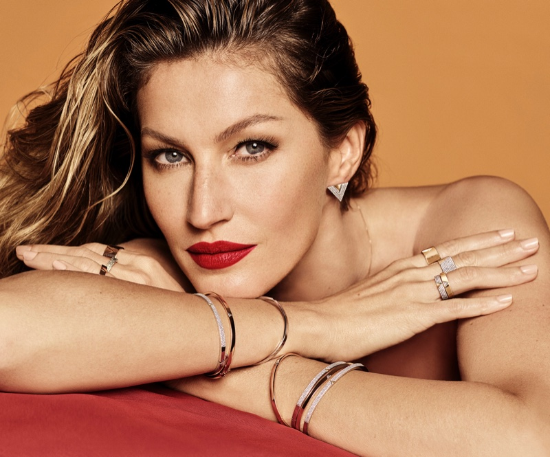 Gisele Bundchen for Vivara Christmas 2018