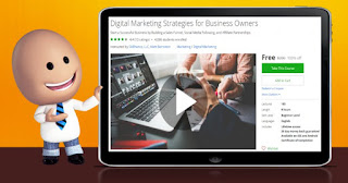 [100% Off] Digital Marketing Strategies for Business Owners| Worth 200$