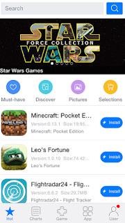 متجر AppCola لتحميل التطبيقات والالعاب المدفوعة مجاناً للايفون والايباد