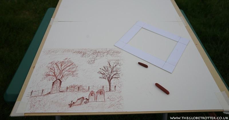 Ramblinns Art Class