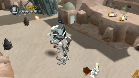 LEGO Star Wars 2 PSP ISO