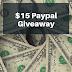 $15 PayPal Cash Giveaway & Gobble Up Giveaways Hop