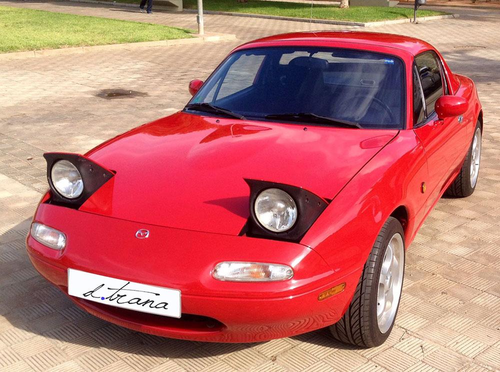 Mazda MX5 - Miata