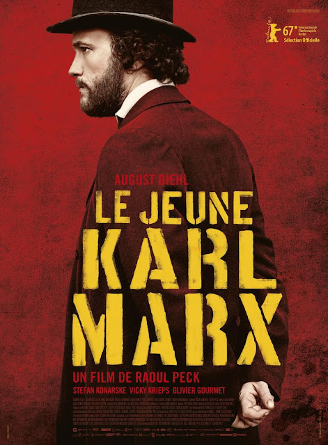 Le jeune Karl Marx (2017) ταινιες online seires xrysoi greek subs
