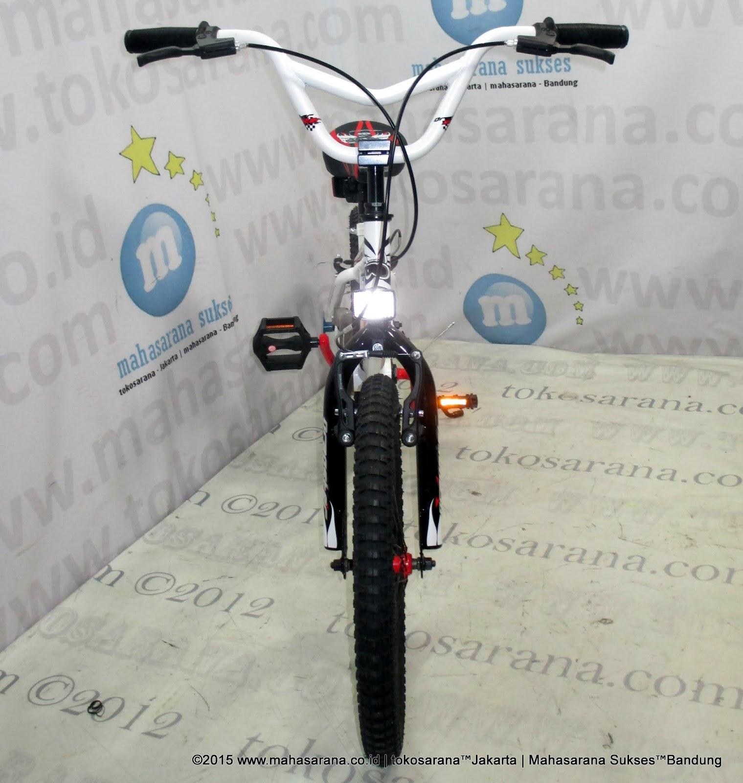 Tokosarana Mahasarana Sukses Sepeda Bmx Wimcycle Dragster 20 Inci