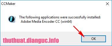 Media Encoder CC 2018