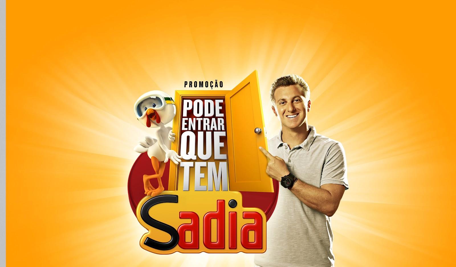 7724e208e A Sadia promove entre os meses de junho e agosto a maior promoção de sua  história. Com abrangência nacional