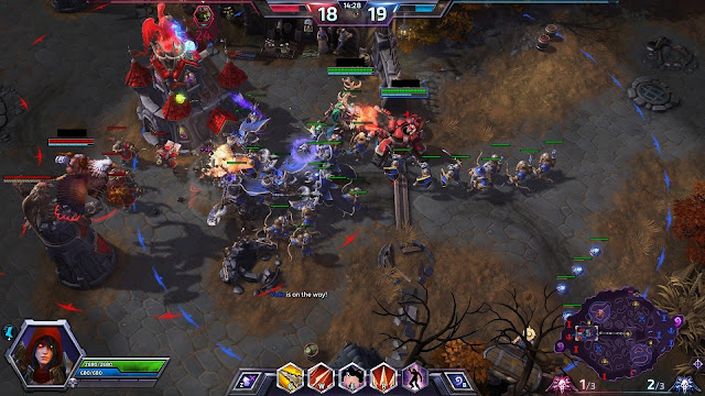 Download Heroes Of The Storm Game 100% Working Kickass