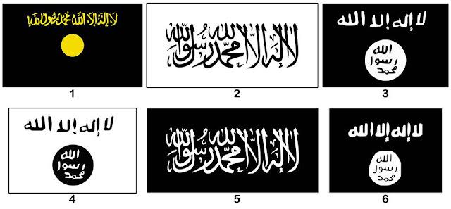 HTI dan ISIS Mengklaim Benderanya adalah Panji Rasulullah, Padahal Keduanya Tidak Benar