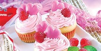 Resep Kue Love Cupcakes