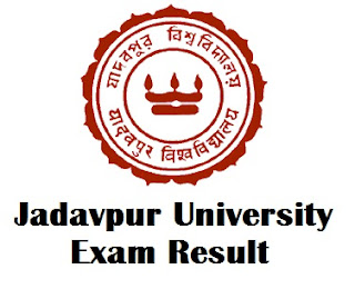 Jadavpur University Kolkata Results 2017
