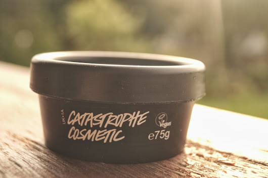 LUSH 'Volcano' & 'Catastrophe' Review