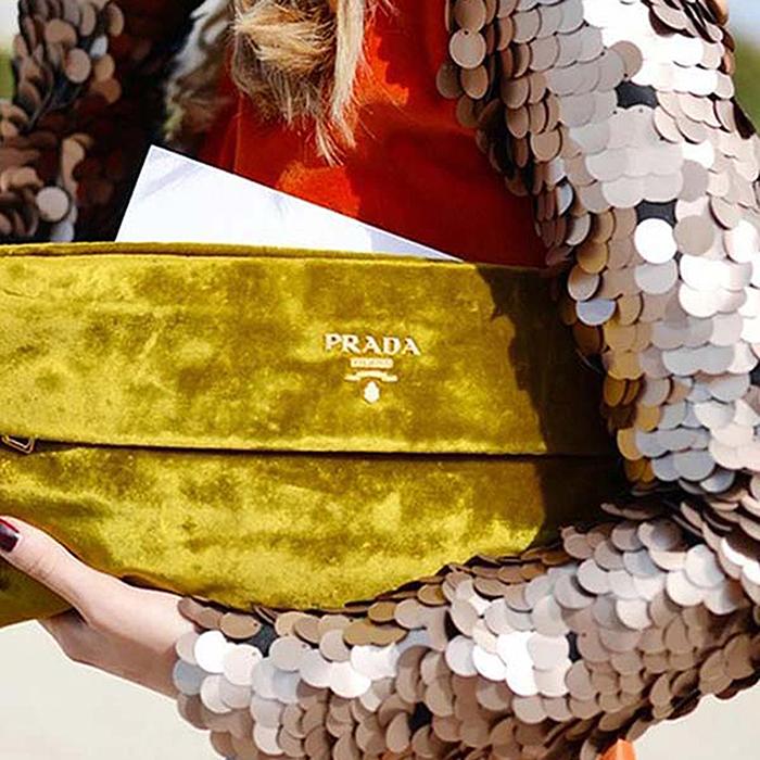 Trend Report   Sequins, Glitter & Shine