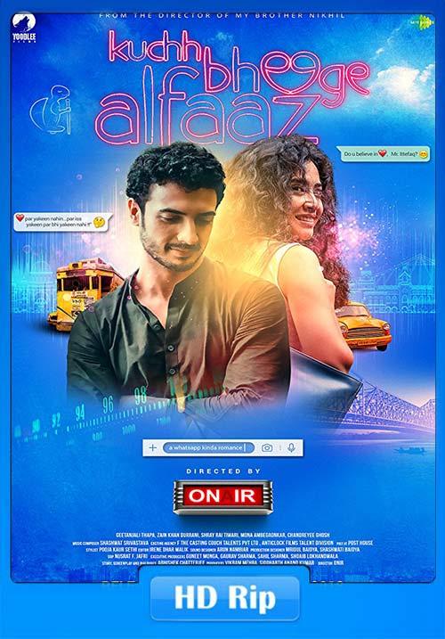Kuchh Bheege Alfaaz 2018 720p Hindi HDTVRip x264 | 480p 300MB | 100MB HEVC