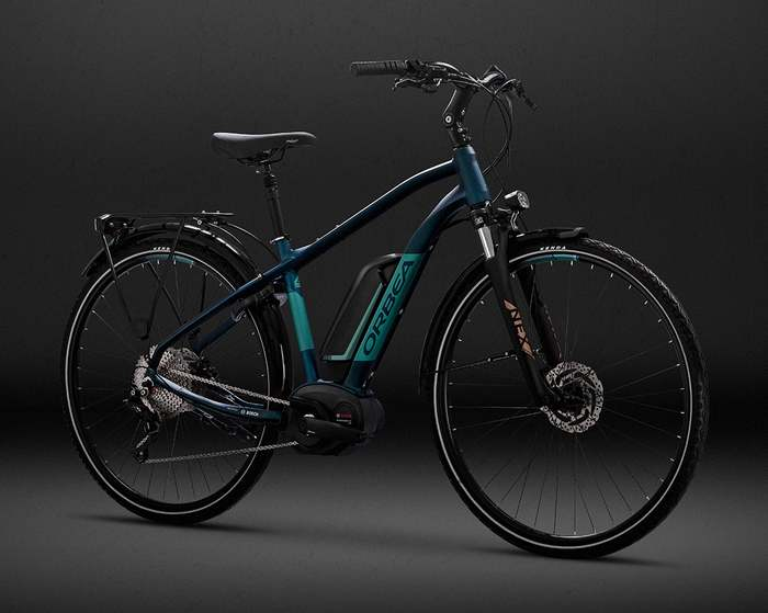 bicicleta electrica orbea Keram Comfort