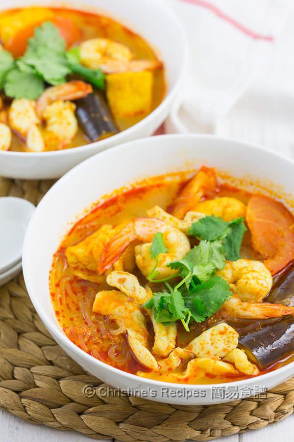 冬蔭湯 Tom Yam Noodle Soup03