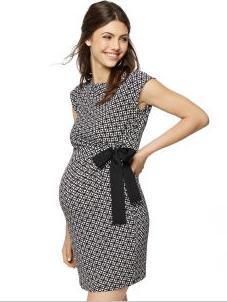 Model baju kerja untuk wanita hamil