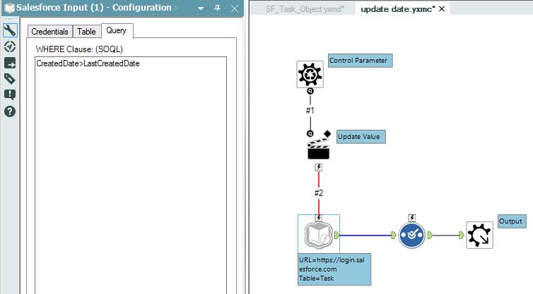 Incremental Extraction of Salesforce Data via Alteryx   Vizible