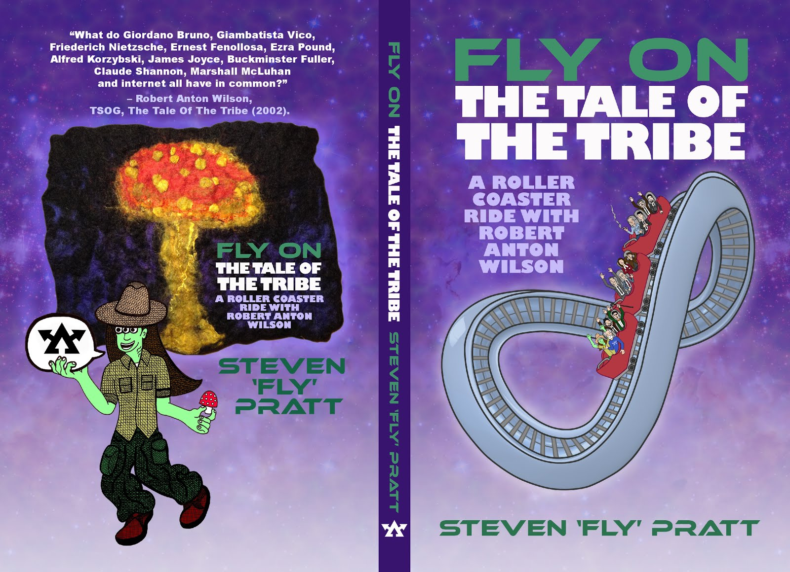 Fly On The Tale Of The Tribe