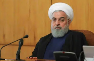 Iranian President Hassan Rouhani  has said that his country(Iran) will continue to export oils despite of the U.S. sanctions.