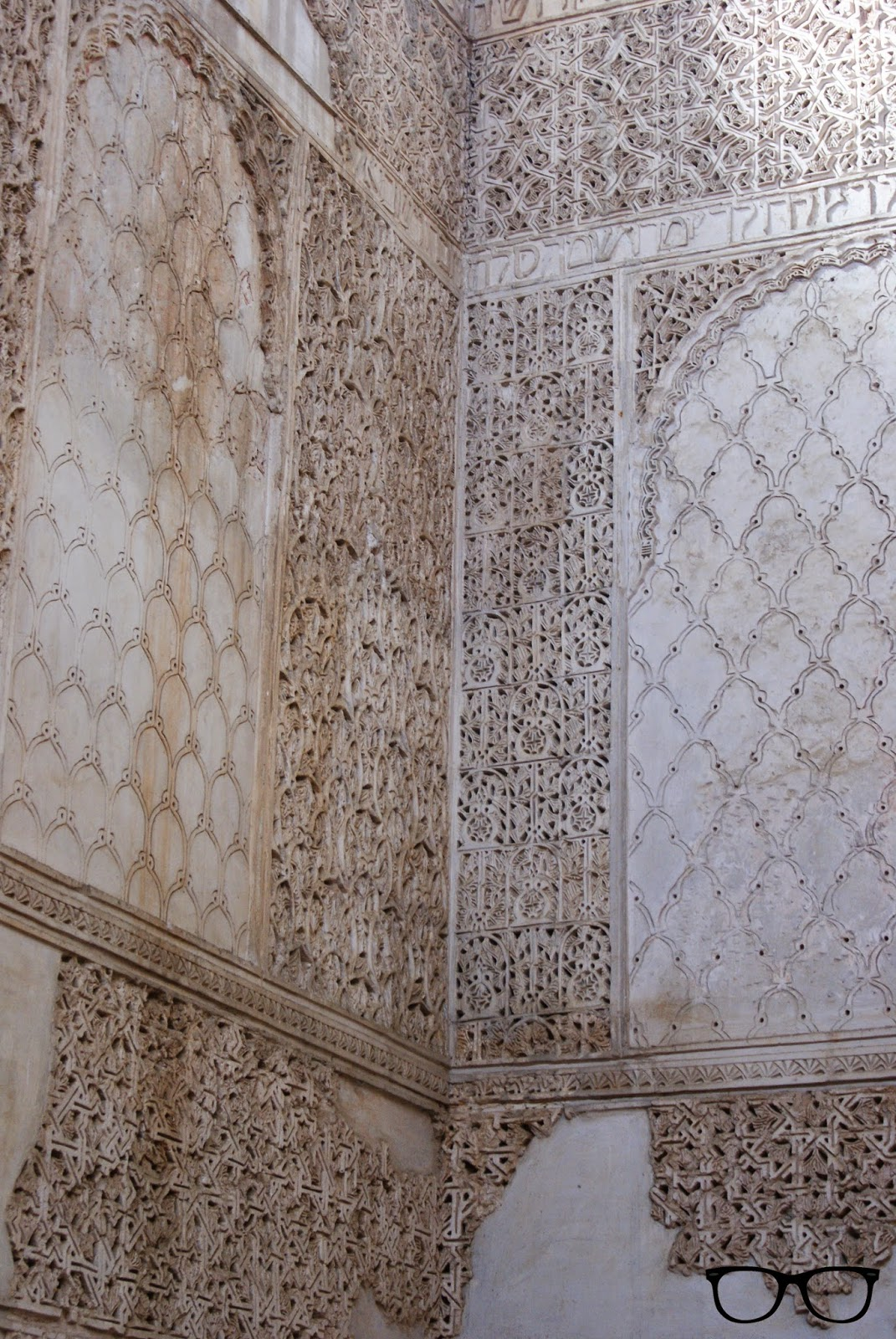Pared sinagoga