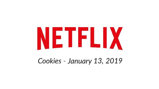 Netflix Cookies - October 23, 2018 - Netflix Free Cookies