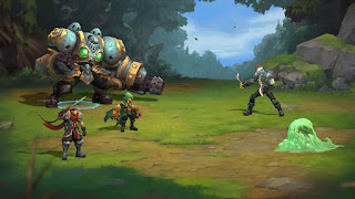 BATTLE CHASERS NIGHTWAR pc game wallpapers|images|screenshots