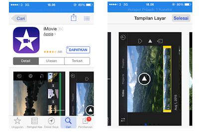 Aplikasi Edit Video Terbaik untuk iOS