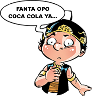 "CERITA LUCU BAHASA JAWA ""BUDI vs FANTA"""