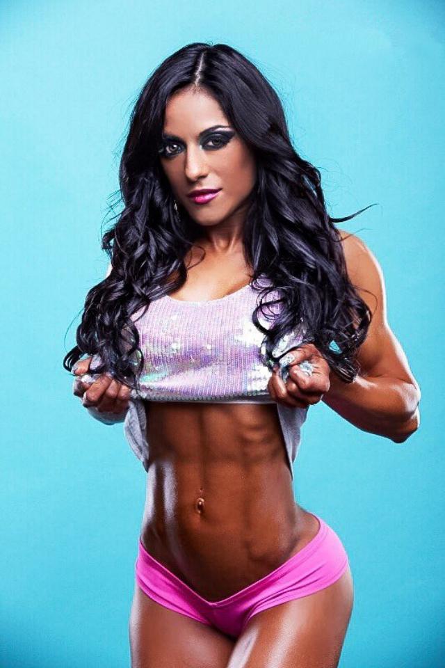 Maria Paulette Fitness Model