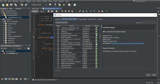 Dracula Theme for NetBeans IDE