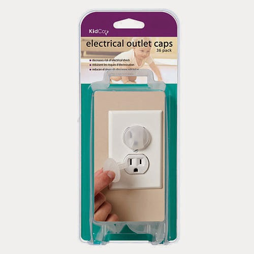 KidCo Electrical Outlet Covers